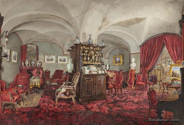Мебельная выставка в Москве