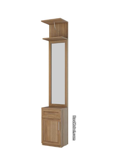 Секция с зеркалом Соло 059