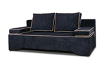 Диван-кровать Сенегал вельвет-люкс темно-синий