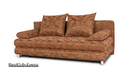 Диван-кровать Фиджи 2 Людовик бронзовый вензель