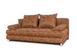 Заказать Диван-кровать Фиджи 2 Людовик бронзовый вензель БЕЗ посредников!