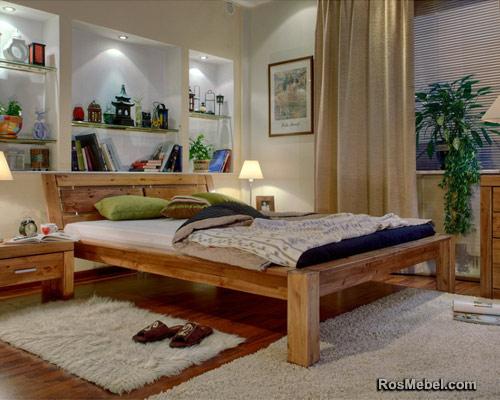 Кровать Брамминг - 1 в интерьере