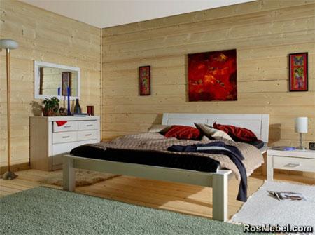 Кровать Брамминг-2 тонировка