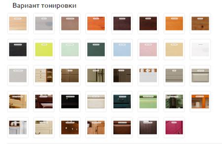Комод Бьерт 1-9 (Мебель БЬEРТ)