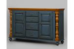 Комод Валенсия 2-54 (Мебель ВАЛЕНСИЯ)