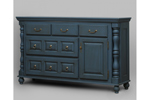 Комод Валенсия 2-56 (Мебель ВАЛЕНСИЯ)
