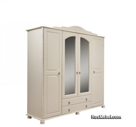 Шкаф Айно 4-створчатый (Мебель АЙНО)