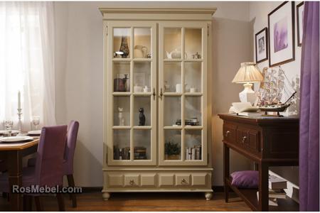 Шкаф книжный Бьерт 1-50 (Мебель БЬEРТ)