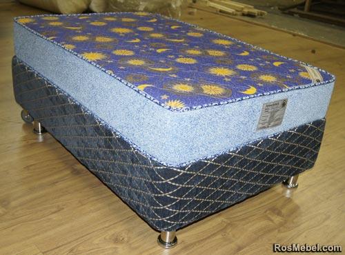 кровать бокс