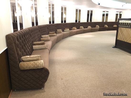 Мебель для зон ожидания на заказ