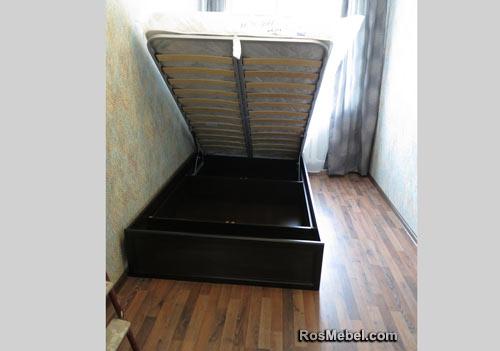 Кровати на заказ с подьемным механизмом