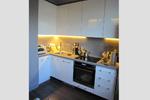 Заказать Белая кухня с глянцевыми фасадами БЕЗ посредников!
