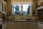 Заказать Кухня белая прованс МДФ с раскладкой из МДФ по периметру эмаль матовая БЕЗ посредников!