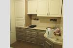 Кухня МДФ в ПВХ плёнке с фрезеровкой