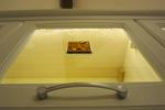Буфет к кухне МДФ в ПВХ плёнке с тиснением под дерево