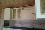 Кухня фрезерованный МДФ в ПВХ плёнке