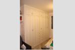 Заказать Встроенный шкаф с распашными дверьми БЕЗ посредников!