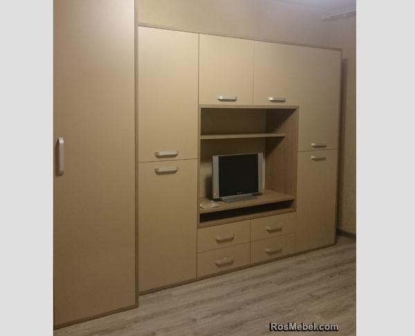 Система шкафов и тумб в гостиную