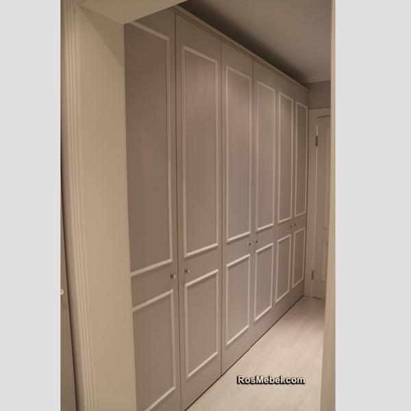 Шкаф в матовой эмали