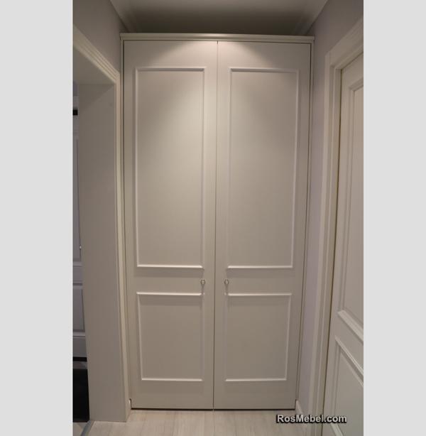 Встроенный технический шкаф