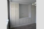 Встроенный шкаф стенка