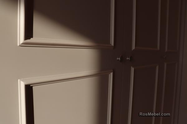 Встроенный шкаф в спальню