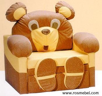 Кресло-кровать Мишка