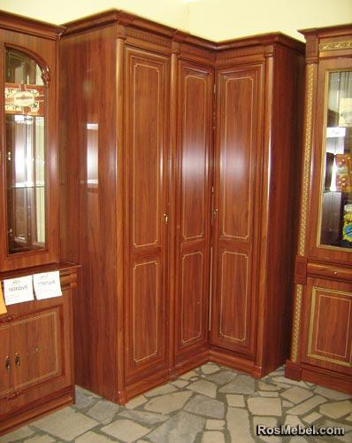 Милан, модульная система шкафов