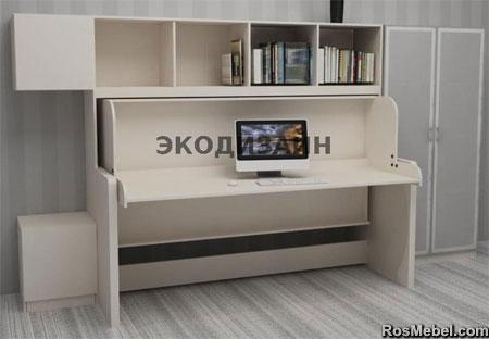 кровать - стол трансформер 04
