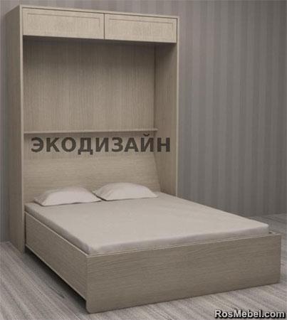 кровать - шкаф трансформер 02