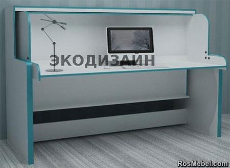 кровать - стол трансформер