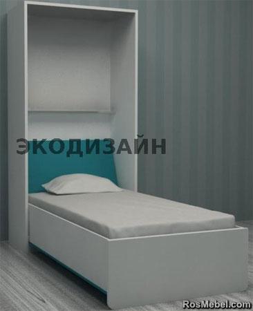 кровать - шкаф трансформер 01