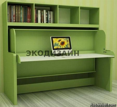 кровать - стол трансформер 02