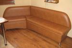 Заказать Кухонный уголок раскладной со спальным местом БЕЗ посредников!