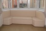 Заказать Эркерный кухонный диван п-44т БЕЗ посредников!