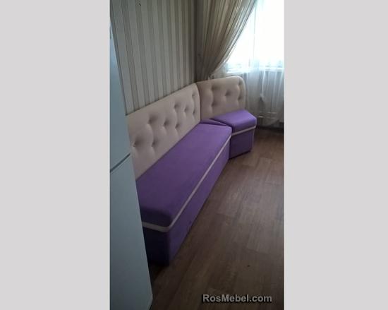 Кухонный диванчик со спальным местом