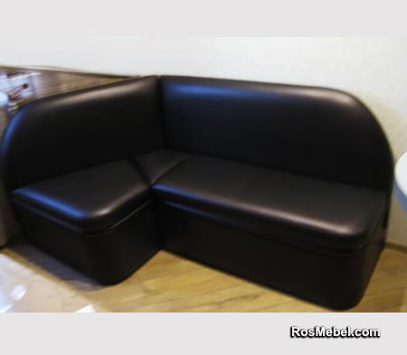 Кухонный диван угловой