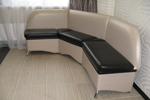 Заказать Кухонный диванчик угловой с ящиками БЕЗ посредников!