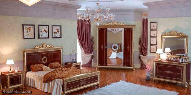 Спальня Версаль/ VERSAILLES
