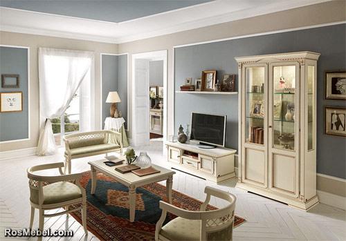 Гостиная Палаццо Дукале