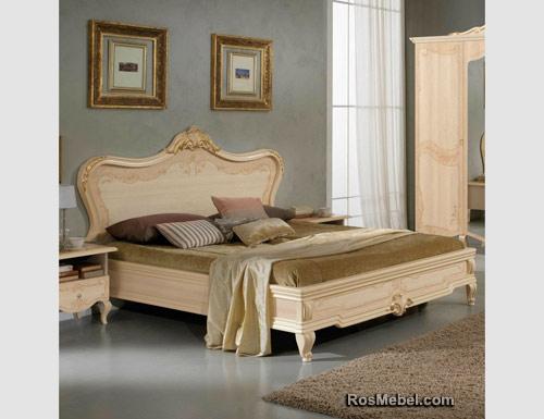 Спальня Джустина