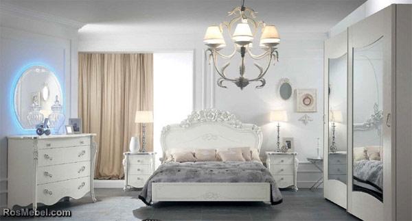 Кровать Viola Luxor / Виола (Mobil Piu)
