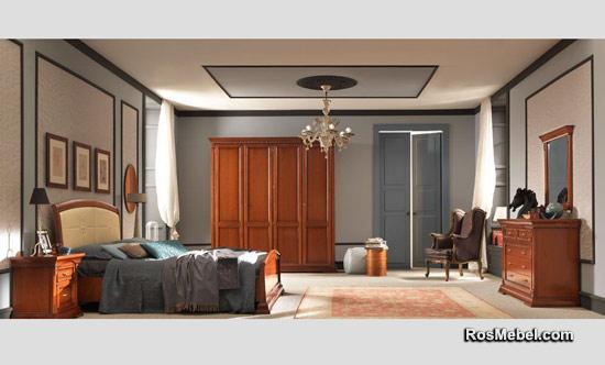 Спальня Palazzo Ducale / ПАЛАЦЦО ДЮКАЛЕ