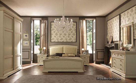 Спальня Палаццо Дукале