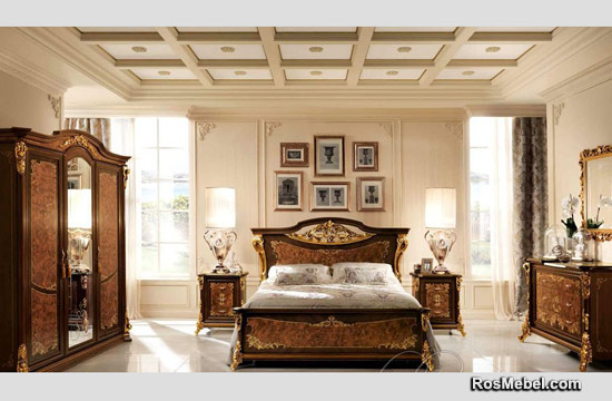 кровать Sinfonia/ Симфония Arredo Classic