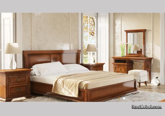 Кровать Palermo noce