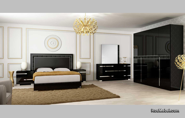 Спальня Volare Black