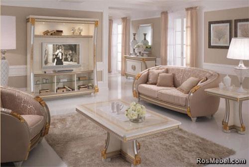 3х мест. диван Liberty / Либерти Arredo Classic