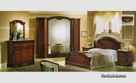 Кровать Regina-avorio Mobil Piu/ Реджина
