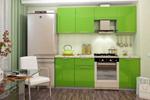 Кухонный Гарнитур 2 .1 Олива - Салатовая